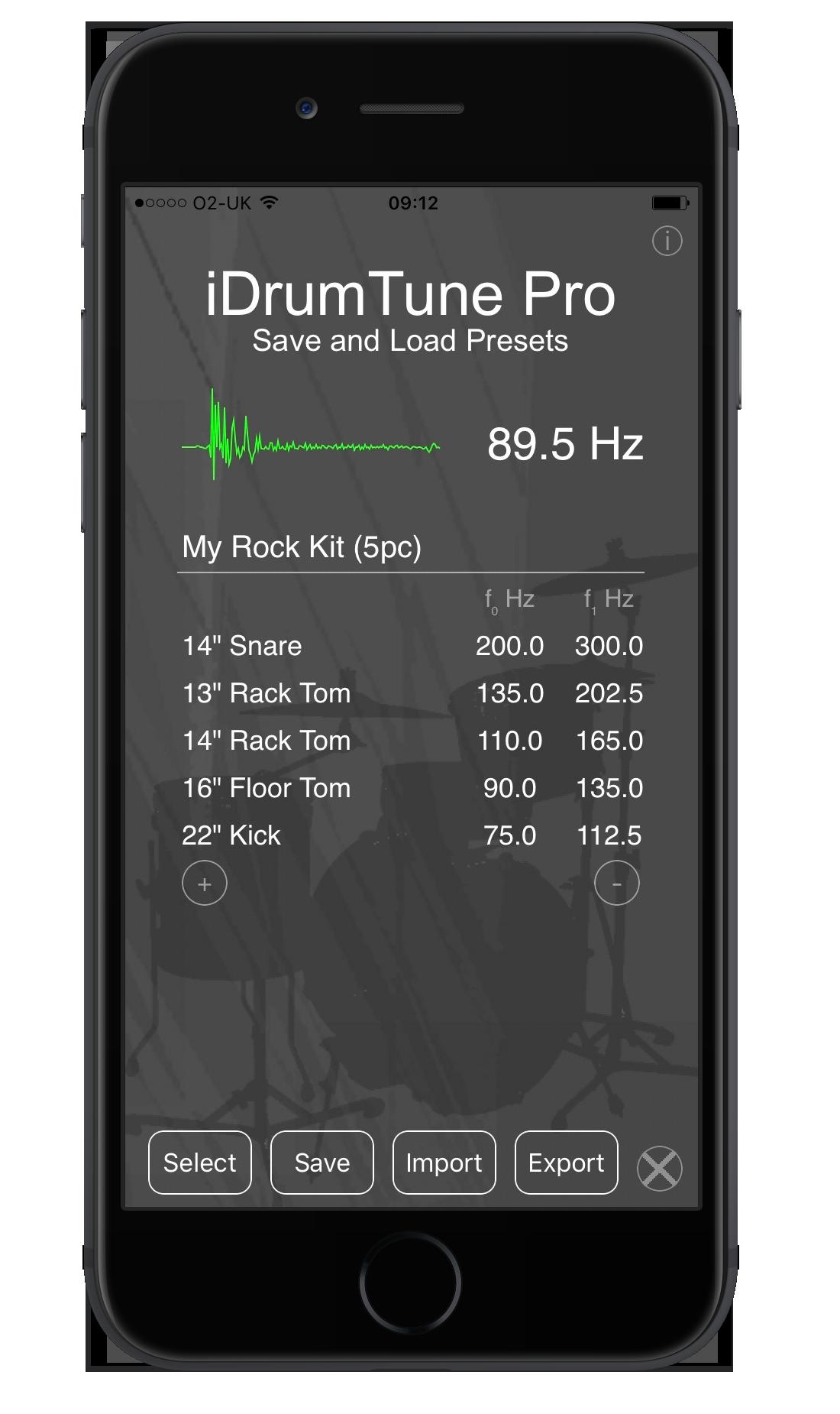 drum tuning app